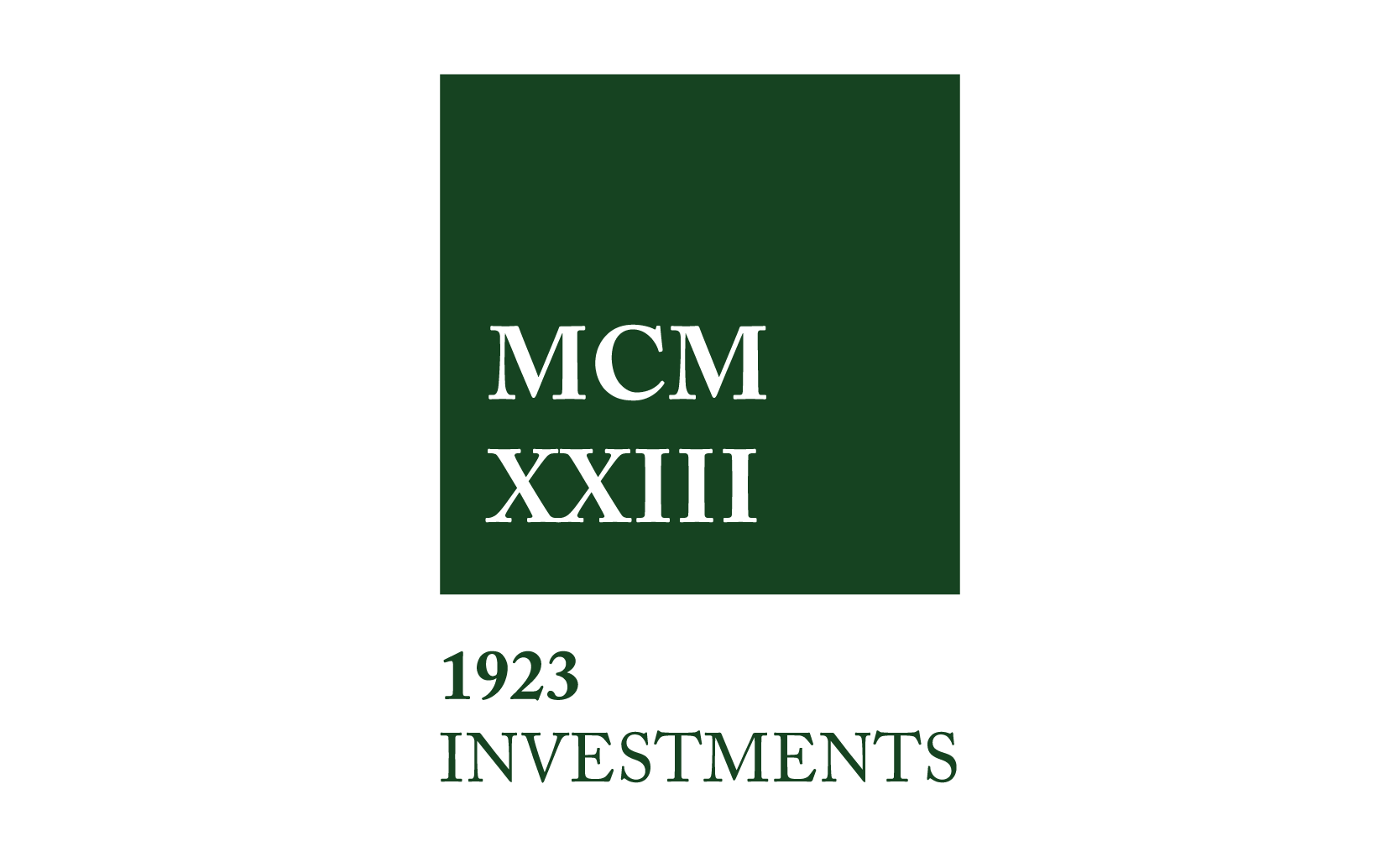 1923 Investments Logo